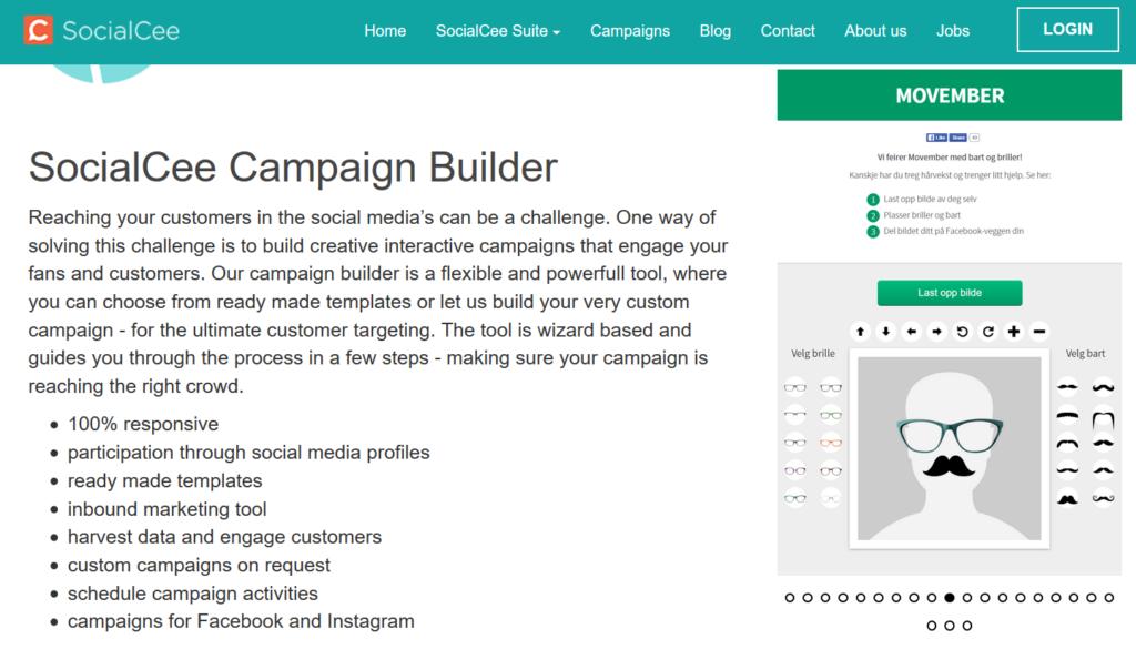 socialcee-facebook-campaign-builder